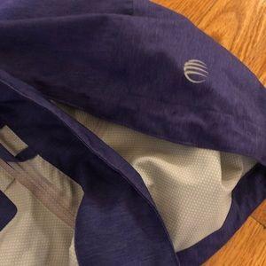 Jackets & Coats - Purple mid rain coat
